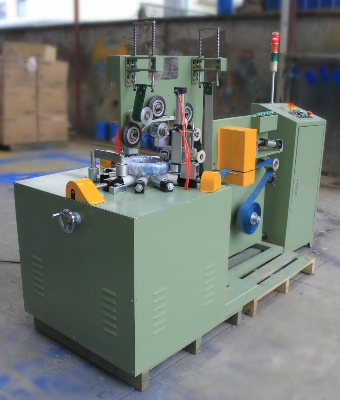 卧式软管卷包装机FPCA100