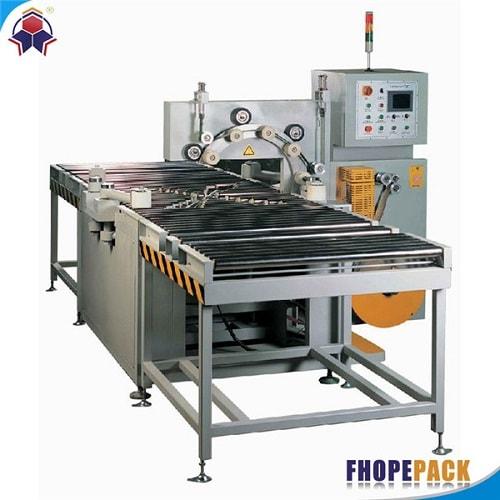FPC- 300铜盘卷包装机