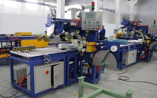卧式自动轴承包装机