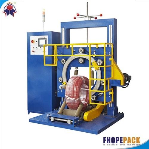 立式塑料管缠绕包装机-FPH400