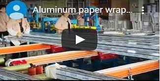 aluminum-paper-wrapping-machine-with-tapping-on-tails